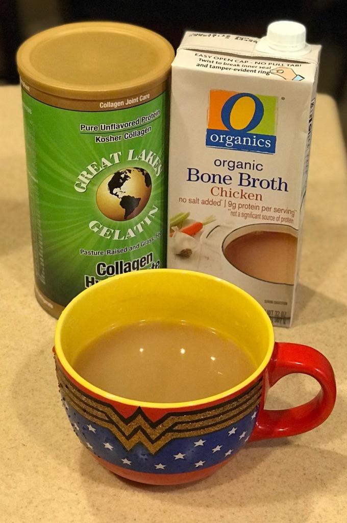My collagen drink!