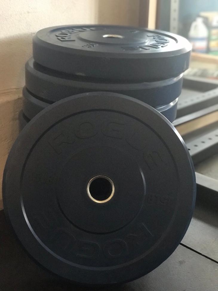 rubber plates