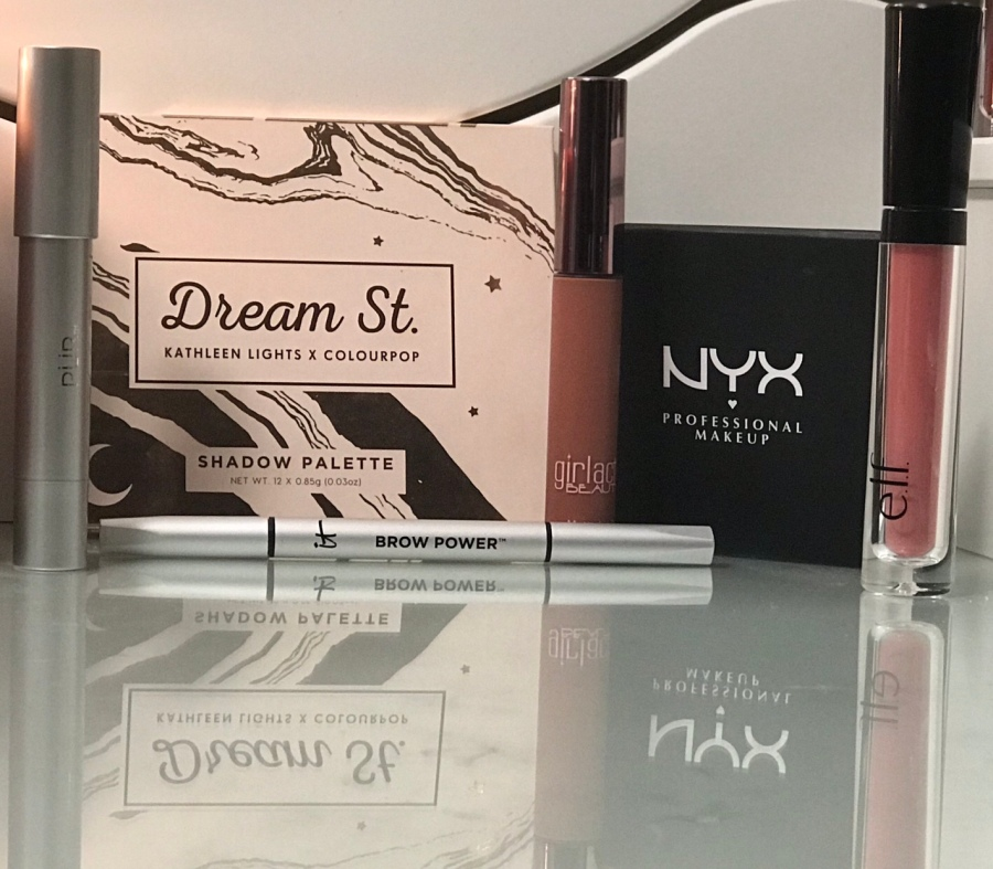 My Favorite Makeup Products: February 2018