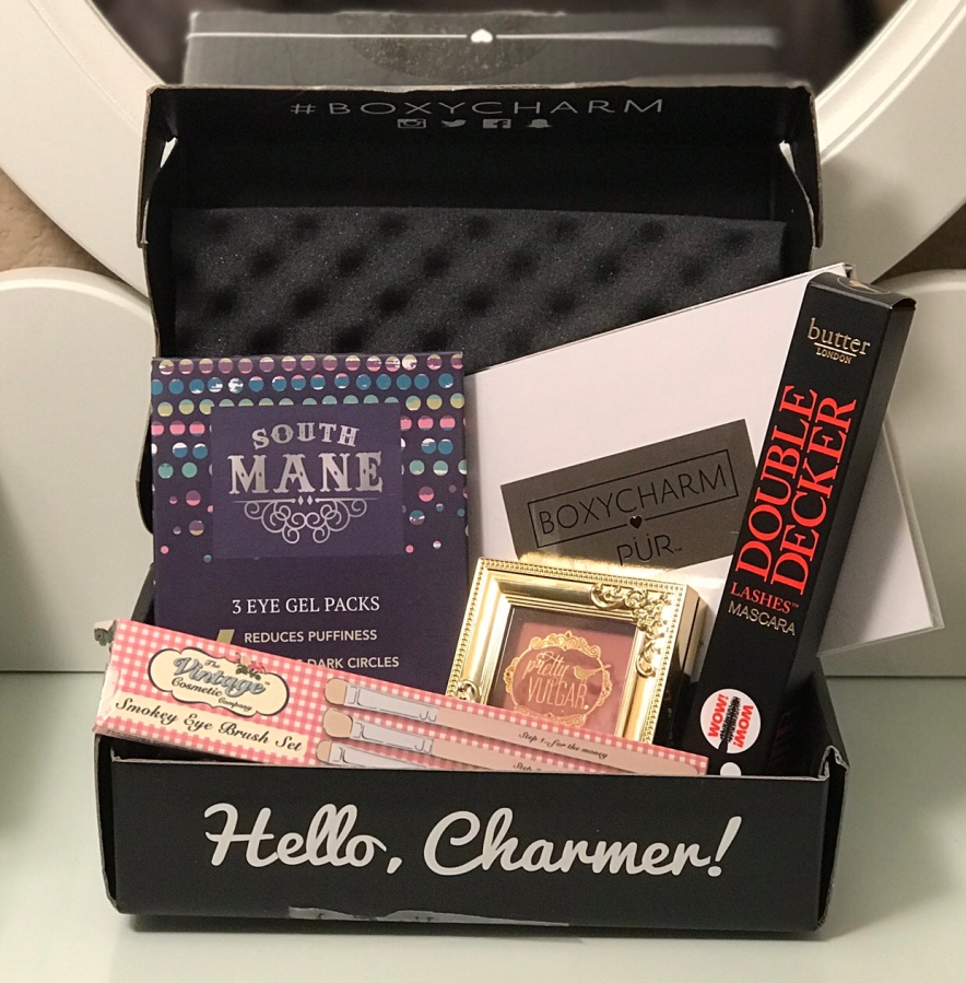 Boxycharm Unboxing: March2018