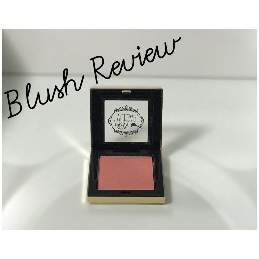 Pretty Vulgar Blush Review