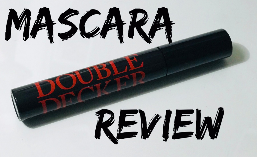 Butter London Double Decker Lashes Mascara Review