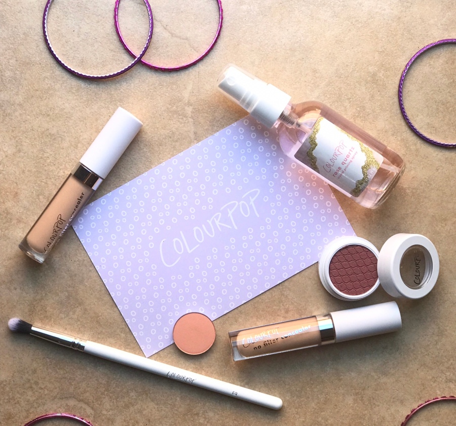 Colourpop Mini Haul