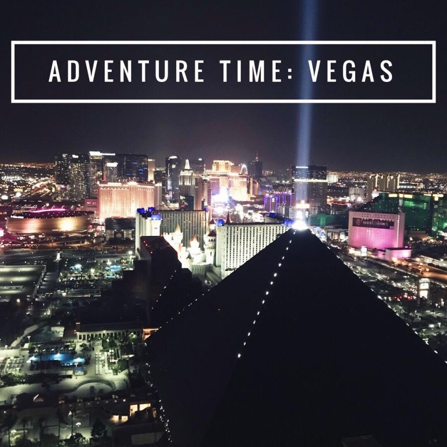 Adventure Time! Vegas: Day1