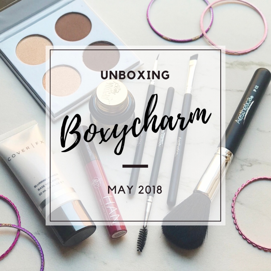 Unboxing: Boxycharm May 2018