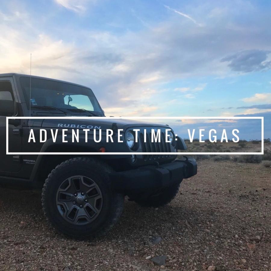 Adventure Time! Vegas: Day2