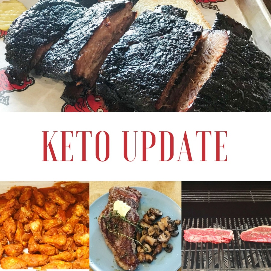 An Update On My Keto Life