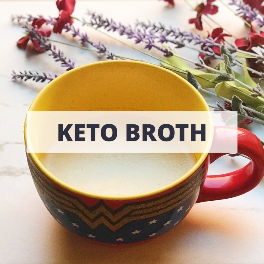 Energizing Keto Broth